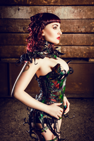 Wearable Art, corset