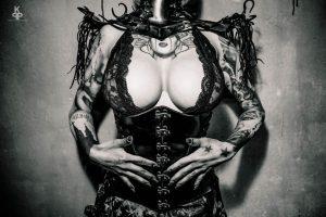 corset, underbust